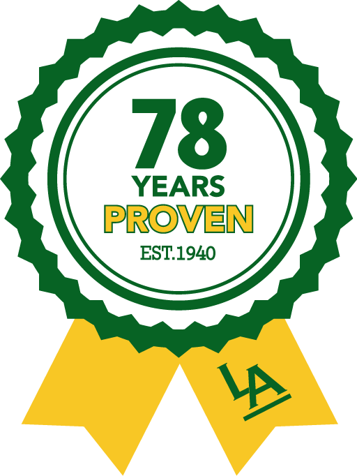 Little Avondale 78 years proven